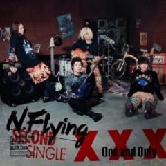 N.Flying/One and Only 【CD】