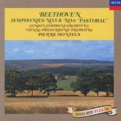 ピエール・モントゥー/ベートーヴェン:交響曲第5番「運命」・第6番「田園」 (初回限定) 【CD】