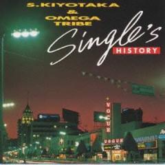 杉山清貴&オメガトライブ/SINGLE'S HISTORY 【CD】