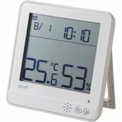 温室度警告計/熱中・ウィルス対応/大画面/ホワイト OND-02WH