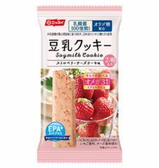 ニッスイ エパプラス EPA+豆乳クッキーストロベリーチーズケーキ味 27g