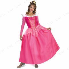 オーロラ姫ドレス プレステージ 大人用 L(12-14) 仮装 衣装 コスプレ ハロウィン 余興 大人 パーティー ドレス コスチューム ディズニー