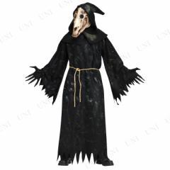 ホーススカルデーモン 仮装 衣装 コスプレ ハロウィン 大人 コスチューム メンズ ホラー グッズ 怖い 悪魔 デビル 大人用 男性用