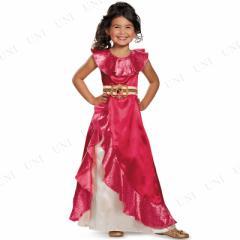 eb0daf99aae45 エレナ アドベンチャードレス クラシック 女の子用 L 衣装 コスプレ ハロウィン 仮装 子供 パーティー ドレス ディズニー グッズ