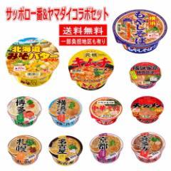 サッポロ一番 ヤマダイニュータッチ カップ麺 コラボレーションセット 12個 関東圏送料無料