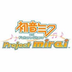 【新品】3DSソフト 初音ミク and Future Stars Project mirai 通常版 (セ