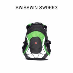 【送料無料】SWISSWIN スイスウィン リュック  SW9663☆多機能 バックパック 人気 リュックサック★軽量 男女兼用★ 大容量