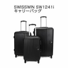 【送料無料】 SWISSWIN スイスウィン キャリーバッグ SW1241i☆キャスター付き ソフトキャリーバッグ★