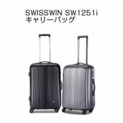 【送料無料】 SWISSWIN スイスウィン キャリーバッグ SW1251i☆キャスター付き ソフトキャリーバッグ★