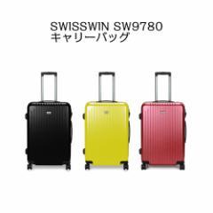 【送料無料】 SWISSWIN スイスウィン キャリーバッグ SW9780☆キャスター付き ソフトキャリーバッグ★
