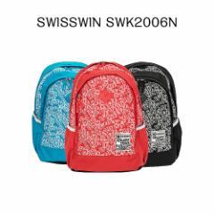 【送料無料】SWISSWIN スイスウィン リュック  SWK2006N☆多機能 バックパック 人気 リュックサック★軽量 男女兼用★ 大容量