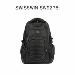 【送料無料】 SWISSWIN スイスウィン リュック キャリーバッグ  SW9275i ★大容量 48L☆キャリーケース トランクケース