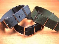 20mm 時計バンド (腕時計) ベルト 20ミリ NATO軍ベルト 時計バンド 優美堂