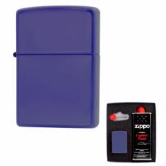 ZIPPO(ジッポー) ネイビーマット 239 ZIPPO社オリジナルギフトセット gift-239  / ライター レディース メンズ 送料無料