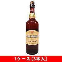 【セット販売】 シメイ サンクサン(ホワイト) 8度 750ml 3本セット ビール:ベルギー