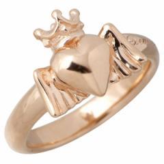 ディール ティアーズ DEAL TEARS シルバー リング 指輪 レディース メンズ エンジェルクラウン ハート羽 3〜21号 399229 送料無料