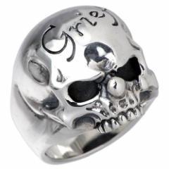 エフエーエル F.A.L FAL シルバー リング 指輪 メンズ グリーフフォードロップアウト sv スカル 髑髏 ドクロ 13〜30号 FA-R-0061 送料無