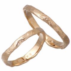 アイジェルナ Ijeluna リング 指輪 ペアー ゴールド K18ピンクゴールドマリッジ 7〜13号11〜19号 HJ-009-010RGP-P