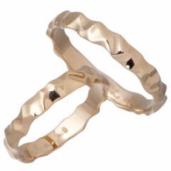 アイジェルナ Ijeluna リング 指輪 ペアー ゴールド K18ピンクゴールドマリッジ 7〜13号11〜19号 HJ-011-012RGP-P