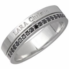 ララクリスティー LARA Christie シルバー リング 指輪 メンズ トラディショナル キュービック 15〜23号 LA-R3867-B