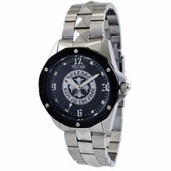 ヴォルテージ VOLTAGE 腕時計 ウォッチ メンズ STUDS METAL スタッズメタル メタルバンド/正規品 VO-014S-02MCR