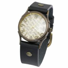 ヴィー vie 腕時計 ウォッチ メンズ handmade watch 手作り ハンドメイドWB-048M 送料無料