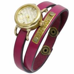 ヴィー vie 腕時計 ウォッチ handmade watch 手作りハンドメイドWB-052-WL003