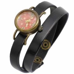 ヴィー vie 腕時計 ウォッチ handmade watch 手作り ハンドメイド WB-054R-WL002 送料無料