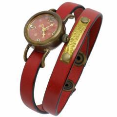 ヴィー vie 腕時計 ウォッチ handmade watch 手作り ハンドメイド WB-054R-WL003 送料無料