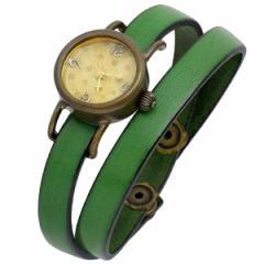 ヴィー vie 腕時計 ウォッチ handmade watch 手作り ハンドメイド WB-054Y-WL002 送料無料