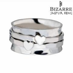 ジャイプール リング JAIPUR RINGシルバー リング 指輪 レディース メンズ プレーン ハート