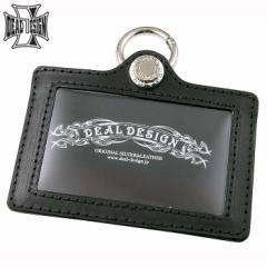 ディールデザイン DEAL DESIGN ホールノッカー IDケース レザー メンズ レディース HOLE KNOCKER SERIES 393874