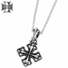 ディール デザイン DEAL DESIGN シルバー ネックレス ロードクロス メンズ 十字架 394100CL60