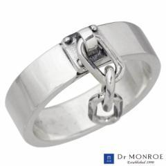 ドクターモンロー Dr MONROE シルバー リング 指輪 チェーン 13〜23号 メンズ レディース FC-279-SV
