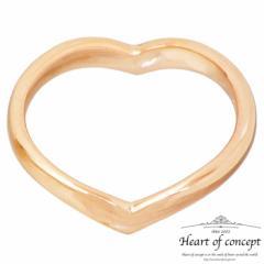 ハートオブコンセプト HEART OF CONCEPT シルバー リング 指輪 エターナルラブ レディース ハート 6〜16号 ピンク HCR-284LPK