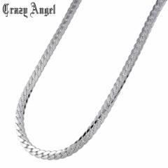 父の日 プレゼント クレイジーエンジェル Crazy Angel キヘイ ネックレス ゲルマニウム ダイヤモンド メンズ 50cm CAG-101-R50