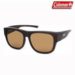 コールマン Coleman 偏光サングラス オーバーグラス UVカット COV02-2