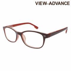 ヴューアドヴァンス VIEW ADVANCE シニアグラス リーディンググラス レディース VAF-12-2