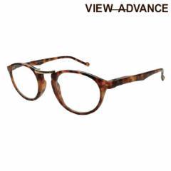 ヴューアドヴァンス VIEW ADVANCE シニアグラス リーディンググラス レディース VAF-13-1