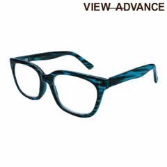 ヴューアドヴァンス VIEW ADVANCE シニアグラス リーディンググラス メンズ VAM-04-2