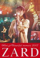 [DVD] ZARD What a beautiful memory 2007