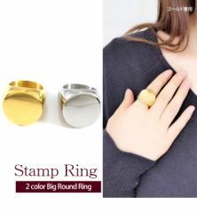 ステンレスリング スタンプリング 指輪 ゆびわ 金属アレルギー 316L