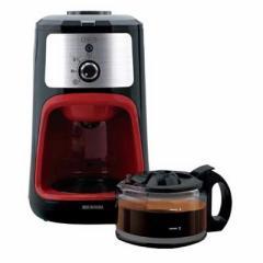アイリスオーヤマ 【送料無料】IAC-A600 全自動コーヒーメーカー (IACA600)