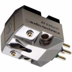 オーディオテクニカ AT-33SA MC型(デュアルムービングコイル)ステレオカートリッジ AT33Sa (AT33SA)
