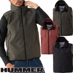 防寒ベスト HUMMER ハマー ハマー 撥水防風ベスト 950-0 作業着 防寒 作業服
