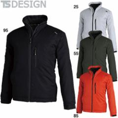 防寒ジャンパー 藤和 TS Design メガヒートライトウォームジャケット 1826 作業着 防寒 作業服