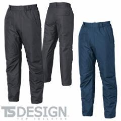 数量限定大幅値下げ 特価 藤和 TS Design 防水防寒ライトウォームパンツ 8122 防寒パンツ 中綿 新商品 メンズ レディース 防寒着 作業着