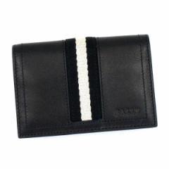 バリー メンズ 名刺入れ 名刺ケース/BALLY TOBEL BUSINESS CARD HOLDER 名刺入れ 名刺ケース ブラック