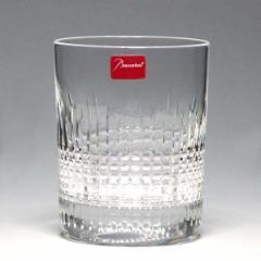 バカラ タンブラー グラス/Baccarat ナンシー オールドファッション TUMBLER 3 タンブラー グラス