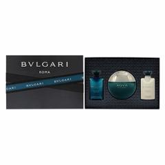 ブルガリ メンズ 香水シャンプーシャワージェルアフターシェーブバームセット コフレ50mL/40mL/40mL/BVLGARI アクアプールオム